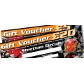 30 minute Arrive 'n' Drive Gift Voucher