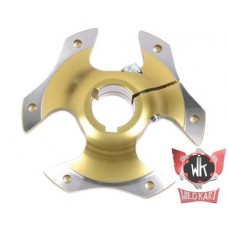 Sprocket Carrier 30mm Gold anodised (Wildkart)
